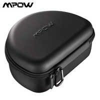 Mpow Eva Universal Kopfhörer Lagerung Fall Kopfhörer Kopfhörer Fall Box Headset Lagerung Pouch Tasche Für Mpow 059 H5/H10 /H12/H16