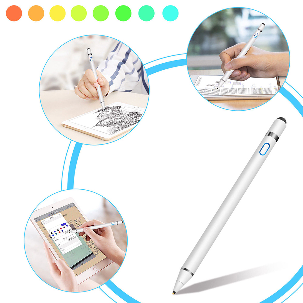 "New Generic Pencil For Apple IPad Pro 2018 9.7"" 10.5"" 12.9"" Tablets Touch Stylus Pen For IPad Tablet"