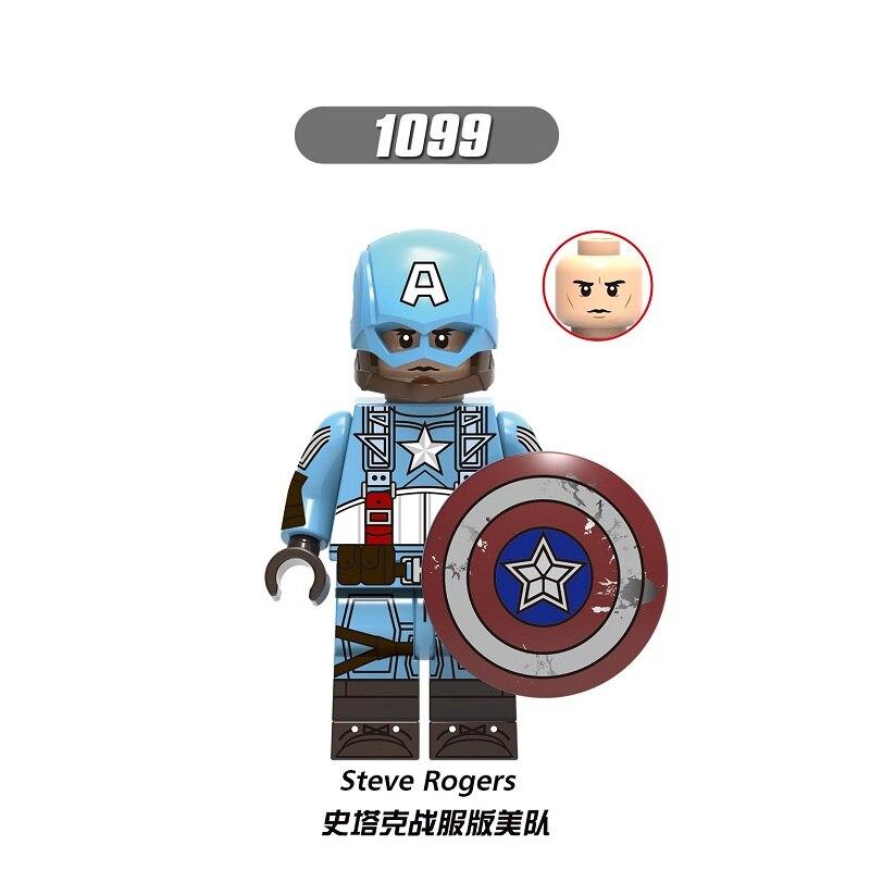 1099(史塔克战服版美队-Steve Rogers)
