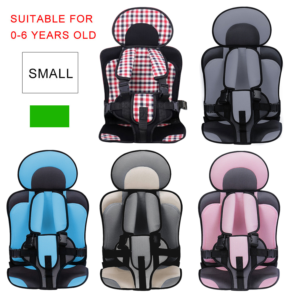 Baby Seat 0-6 Years Old Portable Child Seat Adjustable Travel Baby Seat Covers Baby Chair Stroller Seat Pad Safety Kids Cushion