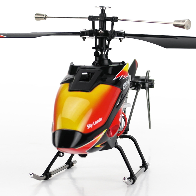 Weili V913 Four-Channel Stand-up Large Remote Control Aircraft Remote Helicopter