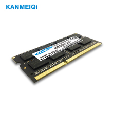 KANMEIQi DDR3L 4gb 1333/1600Mhz PC3 Laptop Memoria SO-DIMM Notebook ram 204Pin 1.35v New