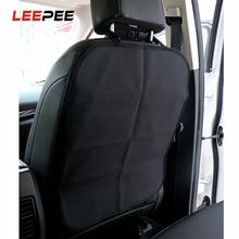 LEEPEE чехол на заднее сиденье автомобиля Защита от грязи защита от детей детские защитные чехлы для сидений автомобиля Защита ткань Оксфорд