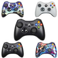 Gamepad Für Xbox 360 Wireless/Wired Controller Für XBOX 360 Controle Wireless Joystick Für XBOX360 Spiel Controller Joypad