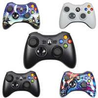 Mando de juegos para Xbox 360, controlador inalámbrico/con cable para XBOX 360, mando inalámbrico para mando de juegos XBOX360 Joypad