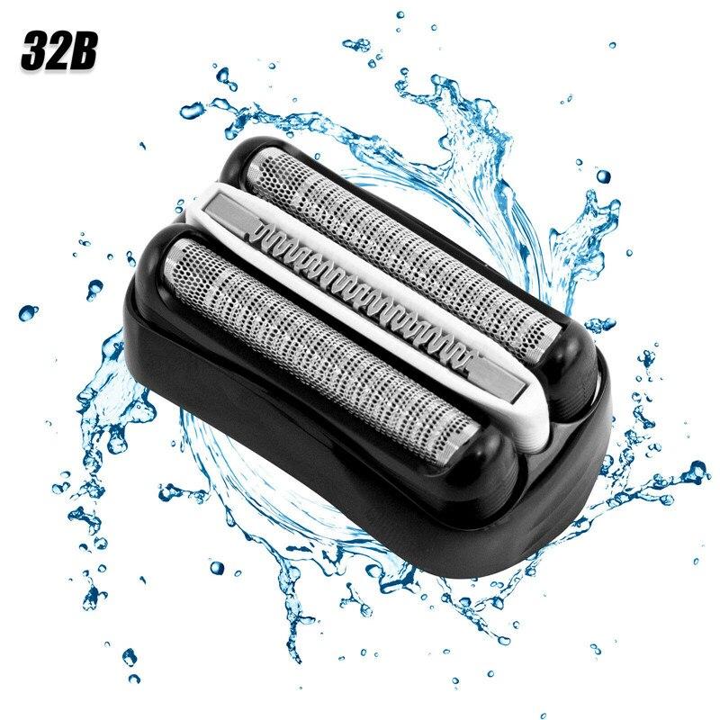 Shaver Replacement Foil Razor Head Cutter  Shaver Blades For Series 3 32B 32S 340 320 310 Shaving Foil Razor Blade