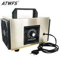 ATWFS генератор озона 220 в 10 г/24 Гц/ч очиститель воздуха Ozonizador машина O3 Ozono генератор озона дезодорант дезинфекция с синхронизацией