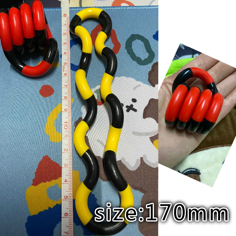 Kids Toys Fidget Play-Stress Send-Decompression Child Adult 1pcs Deformation Twist-Random img4