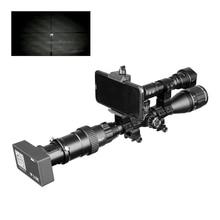 Nachtzicht 960P Outdoor Scope Sight Dag Nacht Buiten Jacht WIFI Camera Tactische Digitale Infrarood Verbinding Zaklamp