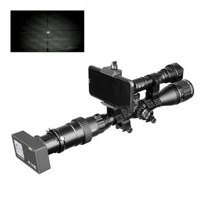 Image 1 - Visión Nocturna 960P vista al aire libre alcance día noche al aire libre caza cámaras WIFI linterna de conexión infrarroja Digital táctica