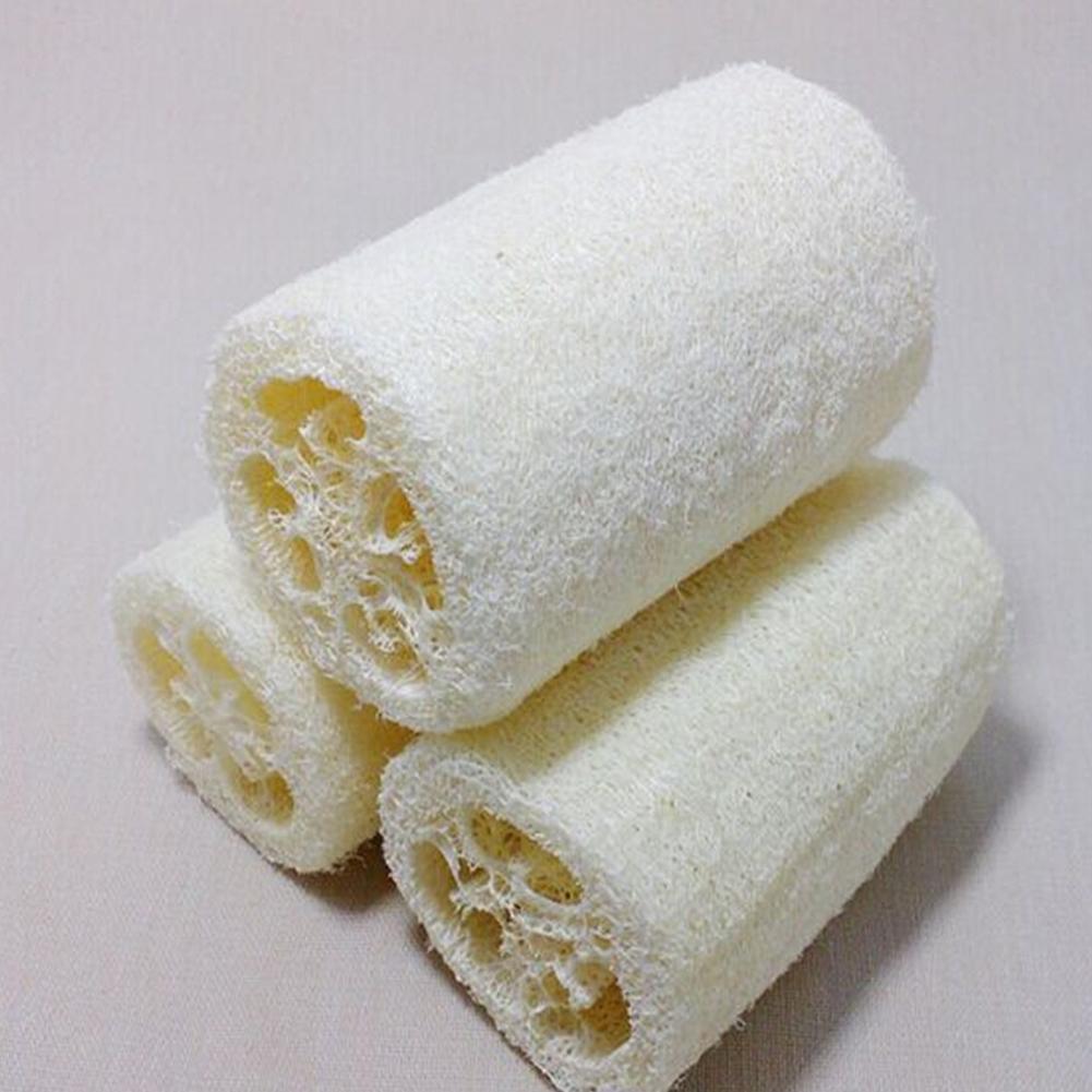 Natural Loofah Body Scrub Gourd Sponge Bath Rub Dishes Cleaning Exfoliating Zudaifu Cream Psoriasis Scrubber Tool Bath & Shower