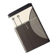 Bateria 1020mah 3.7v do li-íon do telefone celular da substituição apropriada para nokia BL-5C recarregável