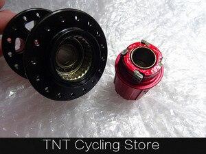 Image 4 - Novatec D881SB D882SB mtb bike hub 32 holes QR 12mm 15mm 20mm front 135QR 12x142 rear XC AM CX disc brake hub HG 10v 11v XD