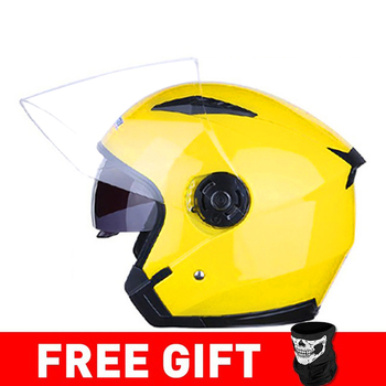 JIEKAI Motorcycle Helmet Open Face Helmets Motocicleta Cascos Para Motorbike Scooter Riding Safety Helmet Cascos Para Moto 20
