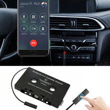 Car-Cassette-Player Converter Audio-Aux-Adapter Smartphone Bluetooth Stereo Music