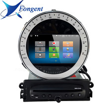 Lecteur DVD pour BMW Mini Cooper R56 | DSP PX6, technologie IPS, Android GPS, carte, voiture, Bluetooth, 2006 2007 2008 2009 2010 2011 2012 2013, RDS(China)