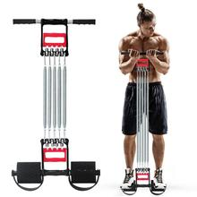 Spring Chest Developer Expander Men Fitness Tension Puller Muscles Exer