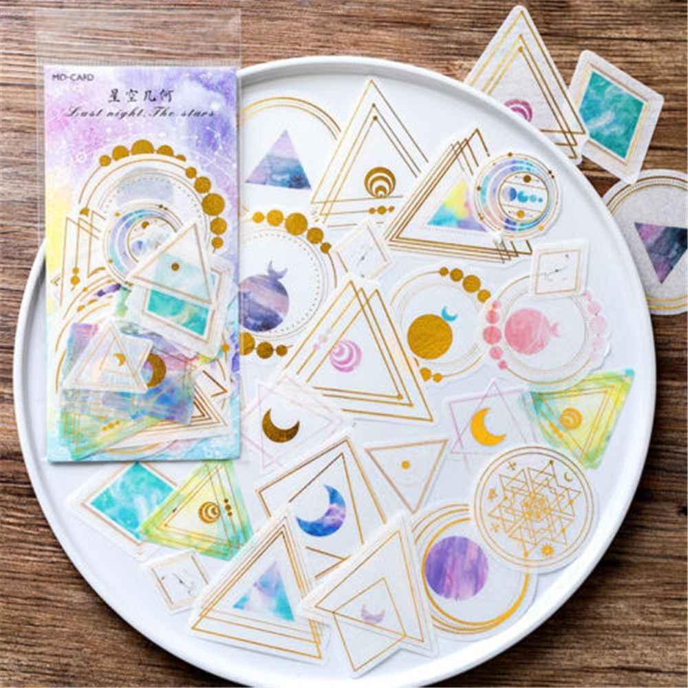 60 arkuszy/partia mały uroczy nieregularny kształt dekoracja z naklejek papierowych pamiętnik Scrapbooking naklejki etykiety Kawaii artykuły biurowe