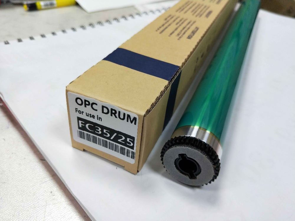 2pcs opc drum  For Toshiba E STUDIO 2040C 2540C 3040C 3540C 4540C OPC Drum,For Toshiba 6LJ04446000 OD-FC25 ODFC25