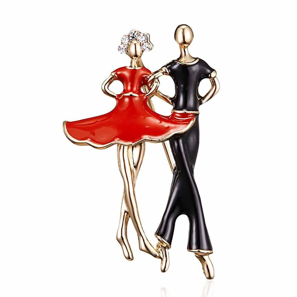 2018 брошь павлинье перо хвост горный хрусталь Очаровательное платье клип брошь «Фламинго» женские дамы много Брошь шпильки ювелирные изделия