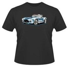 2019 New Tee Shirt Men'S T-Shirt, 1965 Shelby Cobra 427 S, Classic Car Ideal Birthday Present Cotton T-Shirt Hoodies