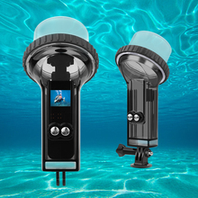 Diving Waterproof Protective Shell Underwater Buoyancy Rod Housing Case for DJI Osmo Pocket 1 2 Handheld Gimbal Accessories