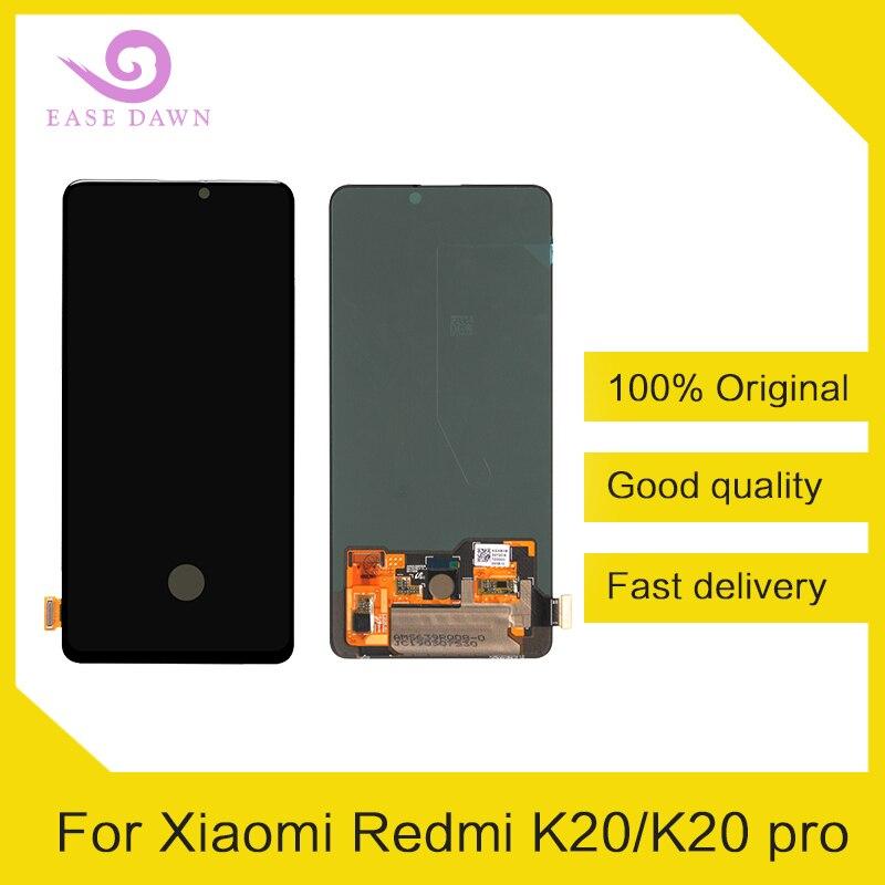Pour Xiaomi Redmi K20/K20 pro OLED LCD IPS écran d'affichage tactile numériseur assemblée pour Xiaomi Redmi affichage Original