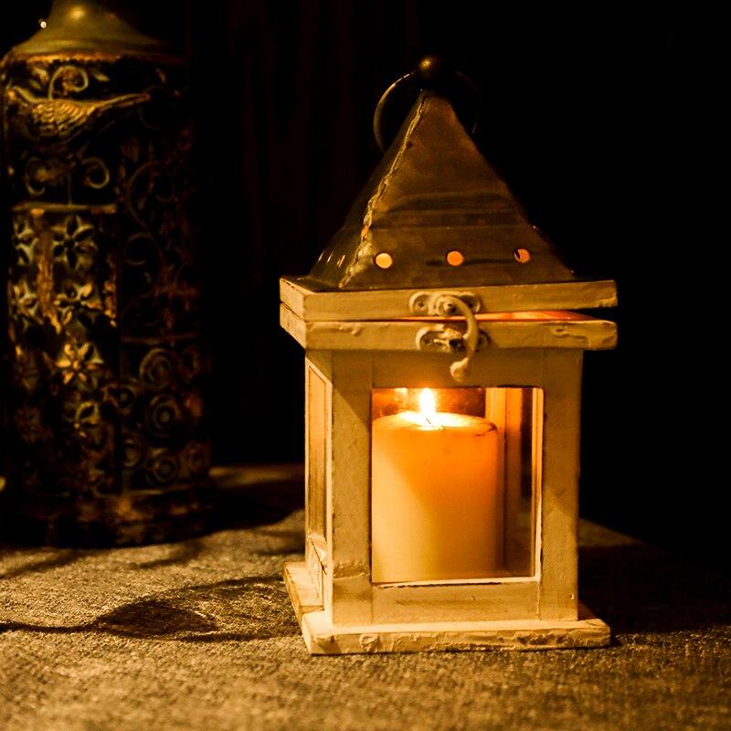 Romantic Luxury European Geometric Candlestick Glamour Wedding Advent Candle Holder Lantern Farolillo Vela Home Decoration