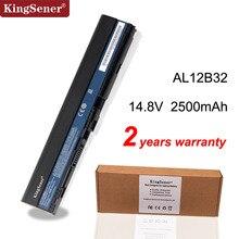 תא יפני חדש AL12B32 מחשב נייד סוללה עבור Acer Aspire One 725 756 V5 171 B113 B113M AL12X32 AL12A31 AL12B31 AL12B32 2500 mAh