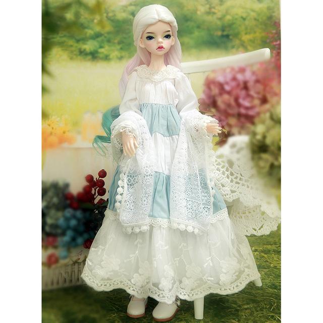 OUENEIFS BJD Laia doll 1/4 Body Model Baby Girls Boys gift toys