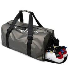 High Quality Waterproof Oxford Sport Gym Bag Men Weekender Duffle Bag Overnight Luggage