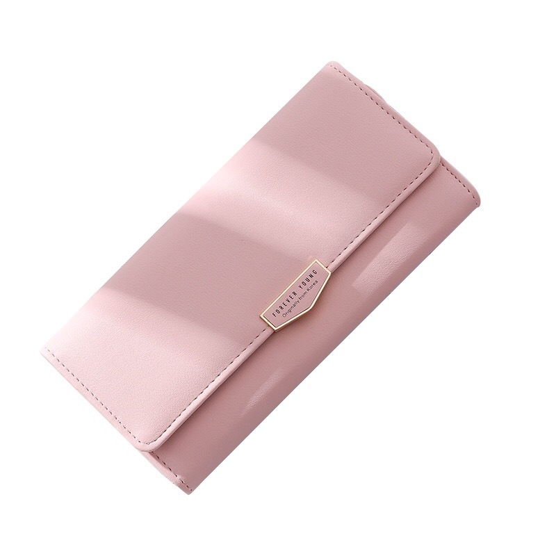 Womens Wallets And Purses PU Leather Long Wallet Hasp Phone Bag Money Coin Pocket Card Holder Female Wallets Purse  Designer