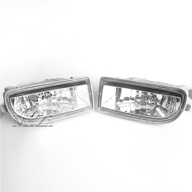 Fog Lights for land cruiser <font><b>100</b></font> for <font><b>Toyota</b></font> LAND CRUISER <font><b>100</b></font> headlights LC100 1998-2007 halogen headlight LED foglights Fog Light image