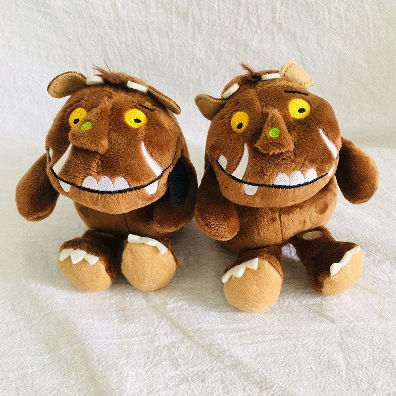 14cm Cartoon The Gruffaloes Cow Stuffed Animals Plush Toy