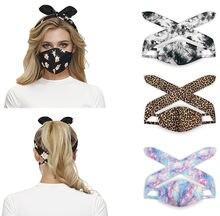 Oaoleer пыленепроницаемые женские повязки на голову маска с
