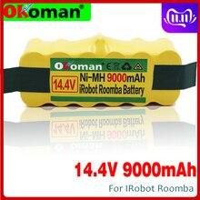 Аккумулятор для пылесоса iRobot Roomba