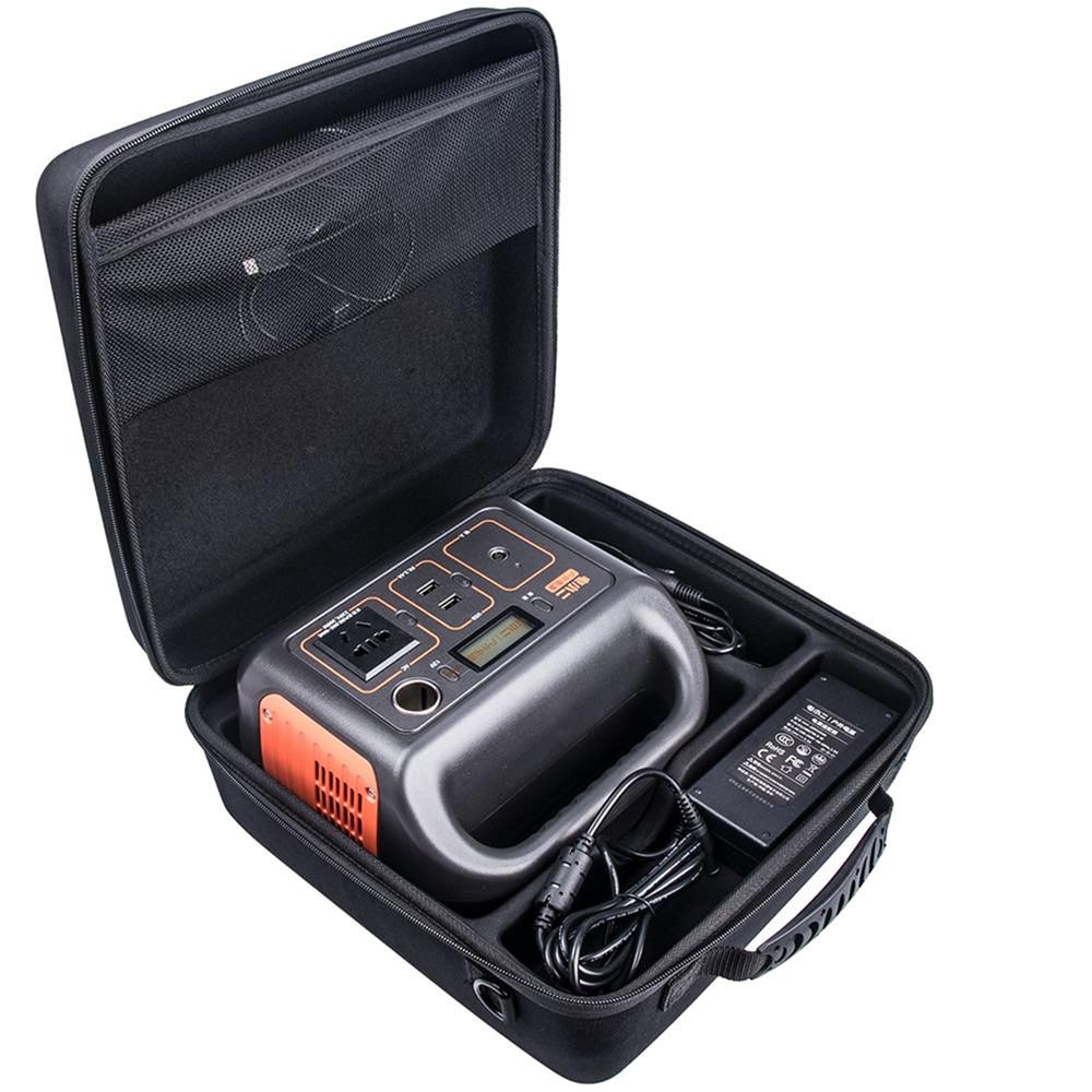 Outdoor Power Storage Bag Shoulder Bag Carry Case For Jackery Portable Power Station Explorer 240 Emergency Backup Lithium 240Wh