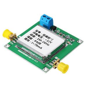 Image 3 - Amplificador de baixo nível de ruído lna da placa do amplificador de banda larga do rf do ganho de 0.1 2ghz 64db