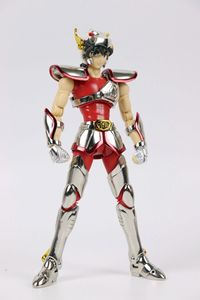 18cm Great Toys GT EXST Safety CAP EX Bronze Pegasus V1 Metal Armor Action Figure Saint Seiya(China)