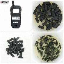 10ชิ้น/ล็อตKD X2 KD 4C 4D 46 48 CN1 CN2 CN3 CN6 CloneชิปTransponderสำหรับKEYDIY KD X2 KD X2 key Key KD Cloneชิป