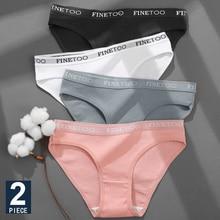 Sexy Cotton Panties for Woman Underwear Soft Letter Belt Women's Underpants Girls Lingerie Briefs Comfort Ladies Intimate M-XL