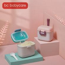 Bc babycare детский контейнер для молока и порошка коробка ложка