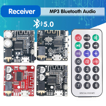 Bluetooth Audio Receiver board Bluetooth 5.0 mp3 lossless decoder board Wireless Stereo Music Module image