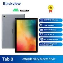 Blackview tab 8 планшет с 101 дюймовым дисплеем восьмиядерным