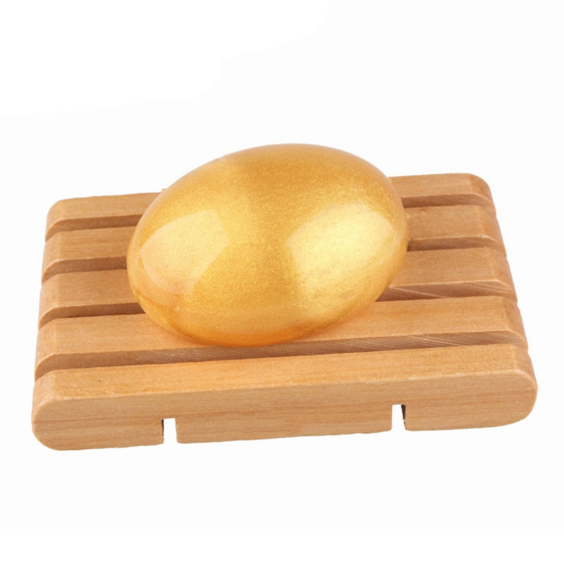 Natural Gold Jelly Soap Facial Skin Cleansing Long-lasting Moisturizing Deep Cleansing Soap For Face Care