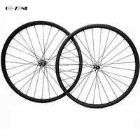 29er mountain bike rodas de carbono sem câmara xc/am 30x24mm sem câmara novatec d411sb d412sb 100x15 142x12 mtb rodado rodado mtb 29