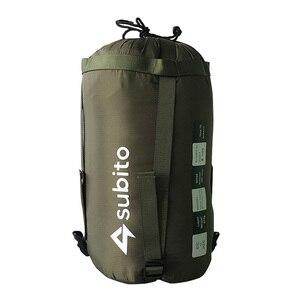 Image 2 - Rede portátil saco de dormir underquilt hammock térmica sob cobertura de isolamento de rede acessório para acampamento
