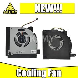 Nowy!!! Dla For Asus ROG GL703 GL703G GL703GI GL703VI GL703GS Loptop wentylator procesora GPU VGA wentylator L + R