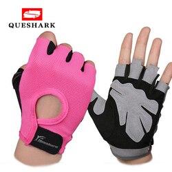 Противоскользящие перчатки для упражнений на полпальца, спортивные перчатки для бодибилдинга, тренировок на запястье, фитнеса, тяжелой атл...