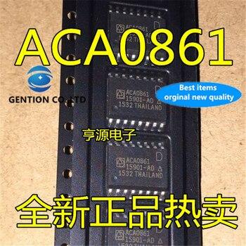 5Pcs ACA0861D ACA0861 TV line amplifier chip in stock  100% new and original